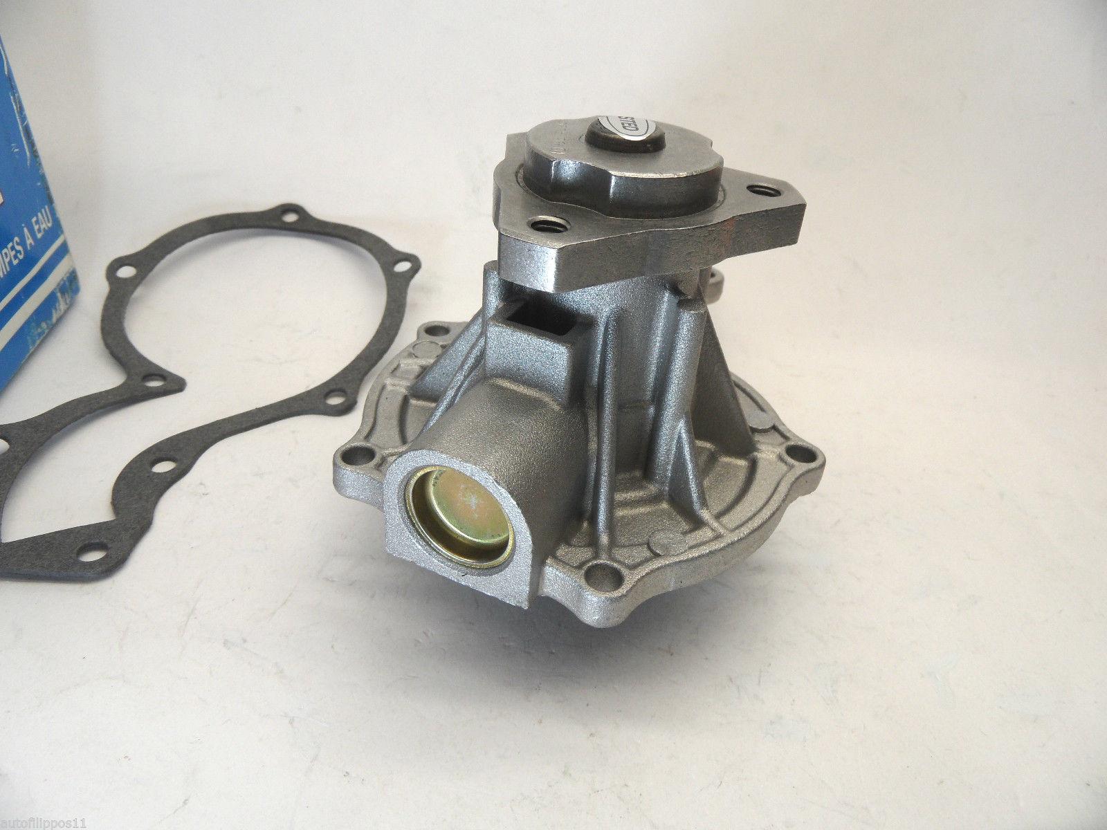 Hepu Engine Cooling motor Water Pump new for Volkswagen Vanagon Transporter