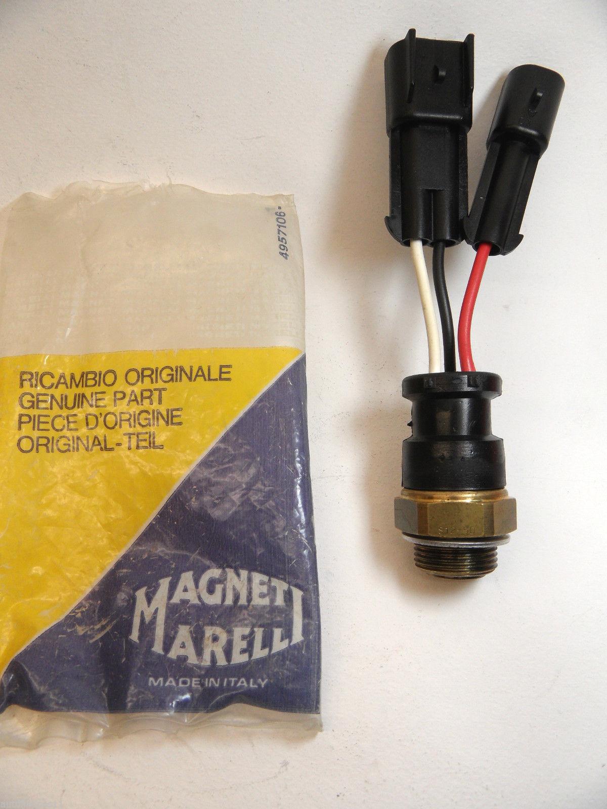 Lancia Fiat DUCATO ALFA ROMEO 33 Single Speed Radiator Temperature Fan Switch