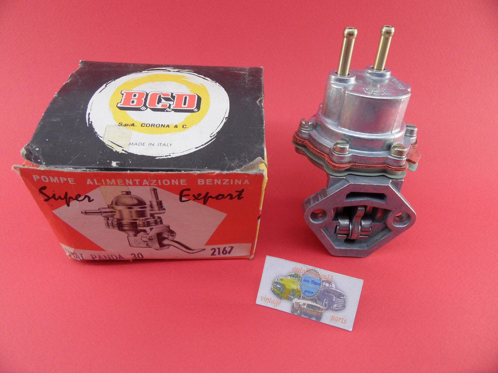 New Fiat Panda 30 650cc Fuel Pump// POMPA BENZINA