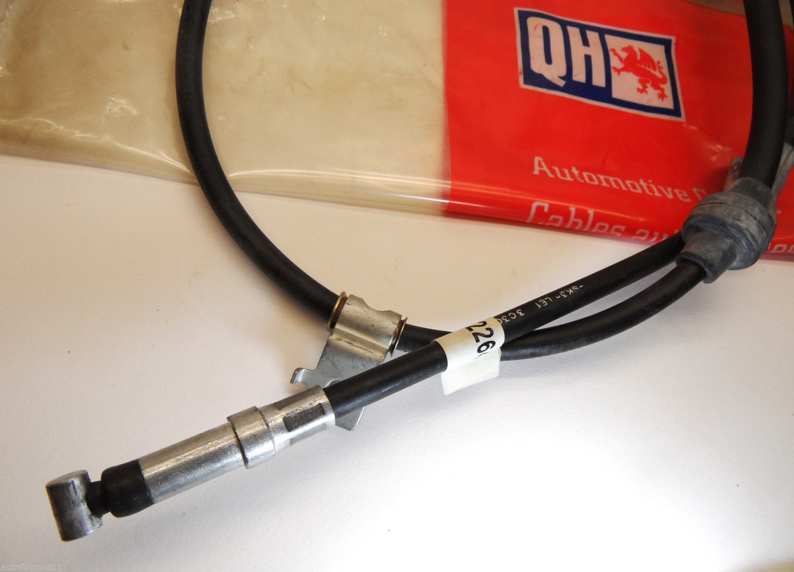 3050-1212 SPI Parking Brake Cable compatible with 1999-2004 Honda TRX400EX Sportrax Replaces 43455-HN1-003