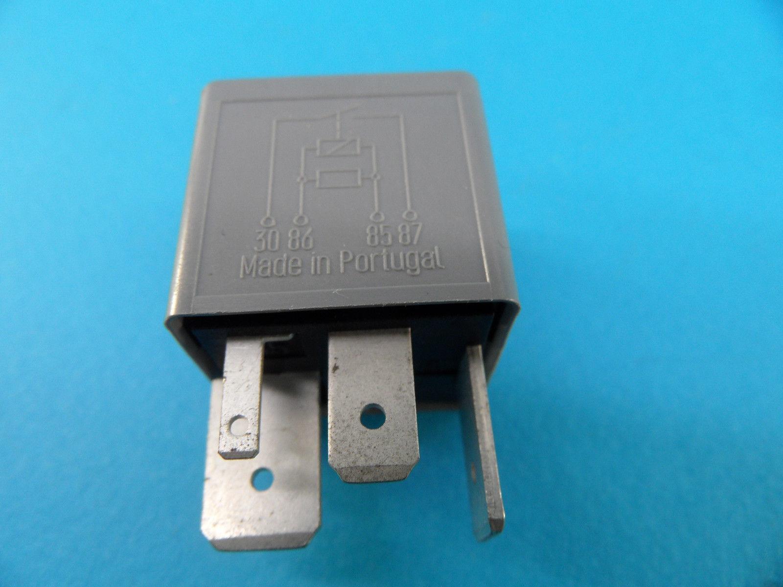 VW Audi Inlet Manifold Intake Heater Relay No 1 12V 40A 171906383